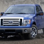 Ford F150, Kelly Blue Book's pick for Towing Trip best road trip car, 2009