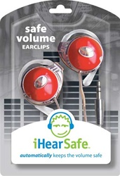 iHearSafe EarClips for Kids