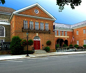 Baseball Hall of Fame Museum