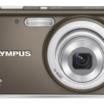 The Olympus FE-4020 is the perfect camera for a family road trip.