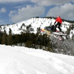Togwotee Mountain Lodge Snowmobiling
