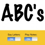 ABCs iPhone App for Toddlers