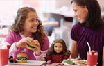 american girl cafe