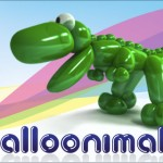 Balloonimals iPhone App for Kids and Toddlers