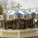 Ella's Deli & Ice Cream Parlor Carousel