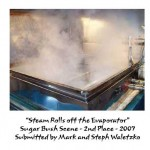 Maple Syrup Evaporation Minnesota