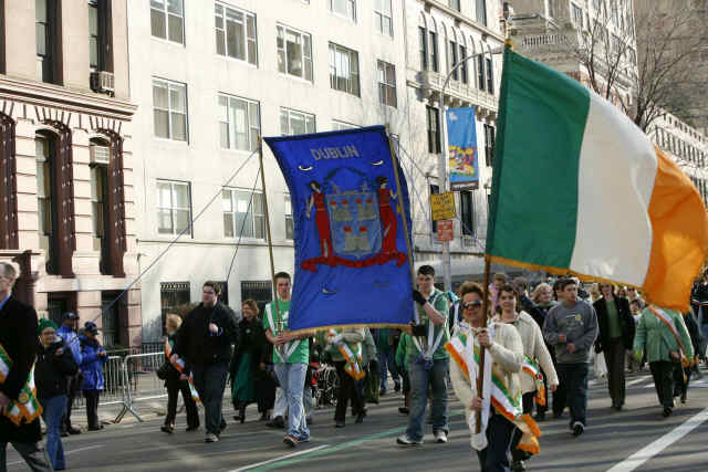 New York City St. Patrick's Day Parade