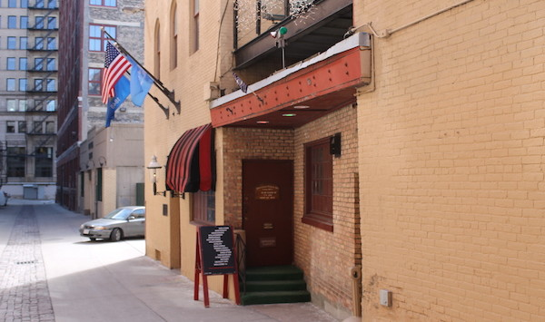 The Safe House Restaurant And Bar Is One Of Milwaukeeu0027s Top Secret Spy  Finds. Located Downtown Near The Milwaukee River, The Main Entrance Is Down  A Side ...