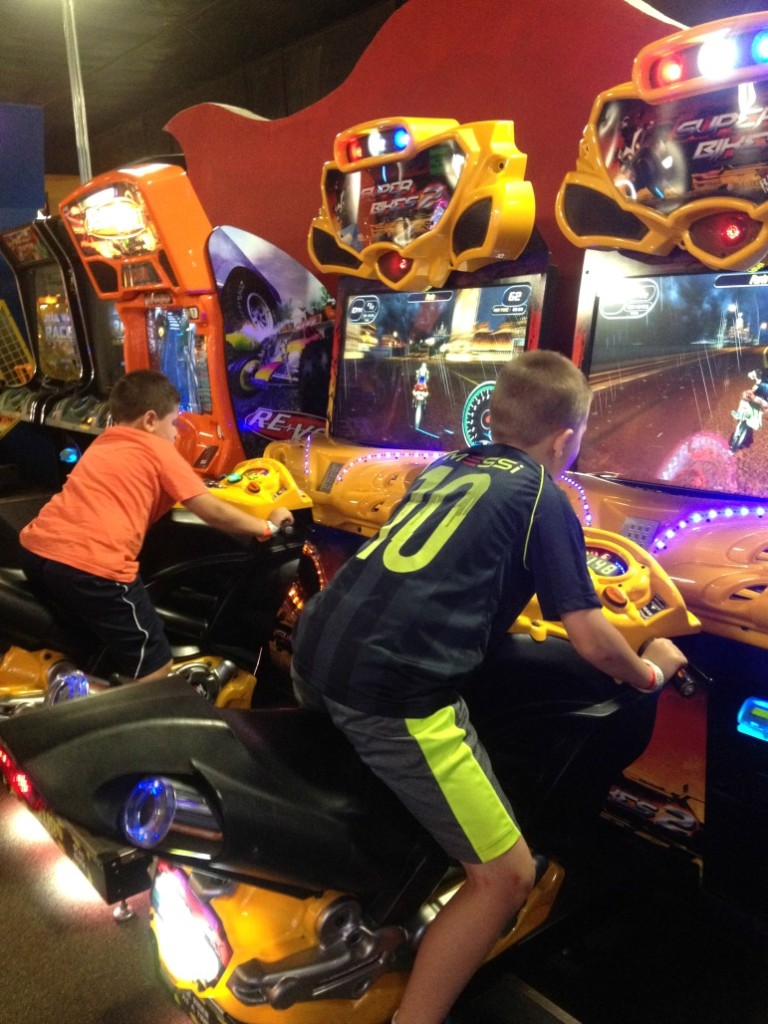 Action City Games