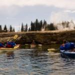 Kayaking Yellowstone Lake O.A.R.S.