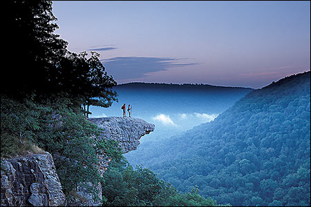 Whitaker Point Ozarks Region Arkansas