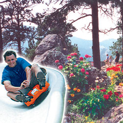 Presidents Slide at Rushmore Tramway