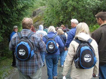 Group Excursion to Mendenhall