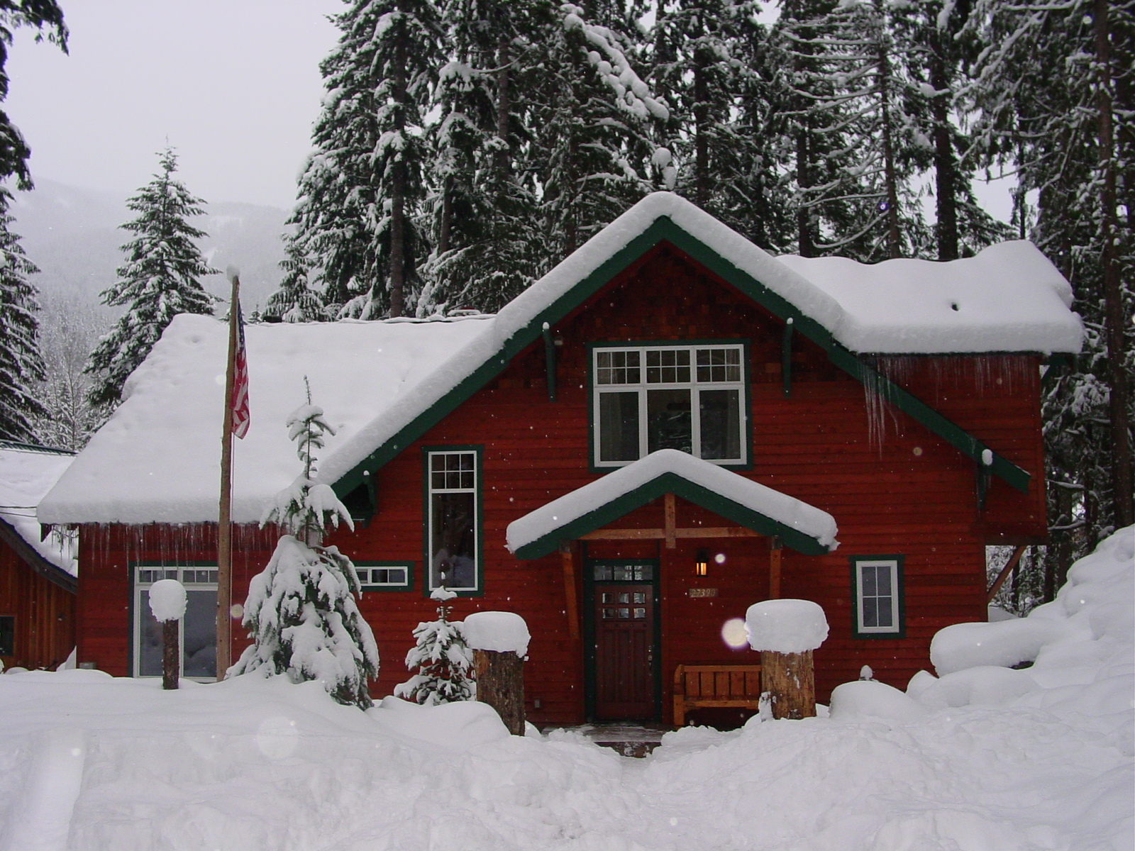 winter vacation rentals