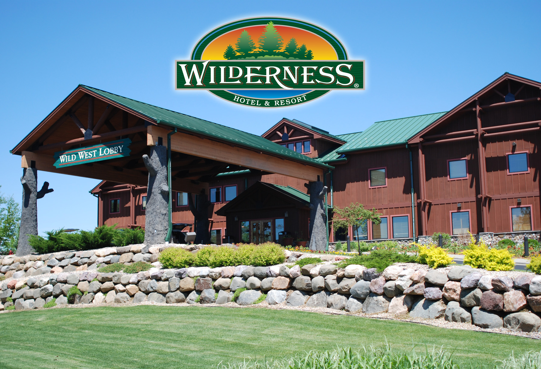 Wisconsin Dells Golf Wisconsin Dells Resort: Wilderness Territory, Wisconsin Dells