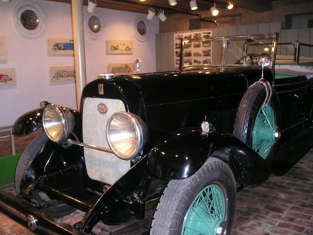 Hagley duPont car VMB