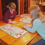 kids vacation rental winter