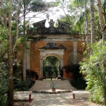 Archway at the Hacienda