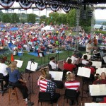 Photo Credit: Chattanooga CVB. Chattanooga Tennessee 4th of July Fireworks and Pops Concert