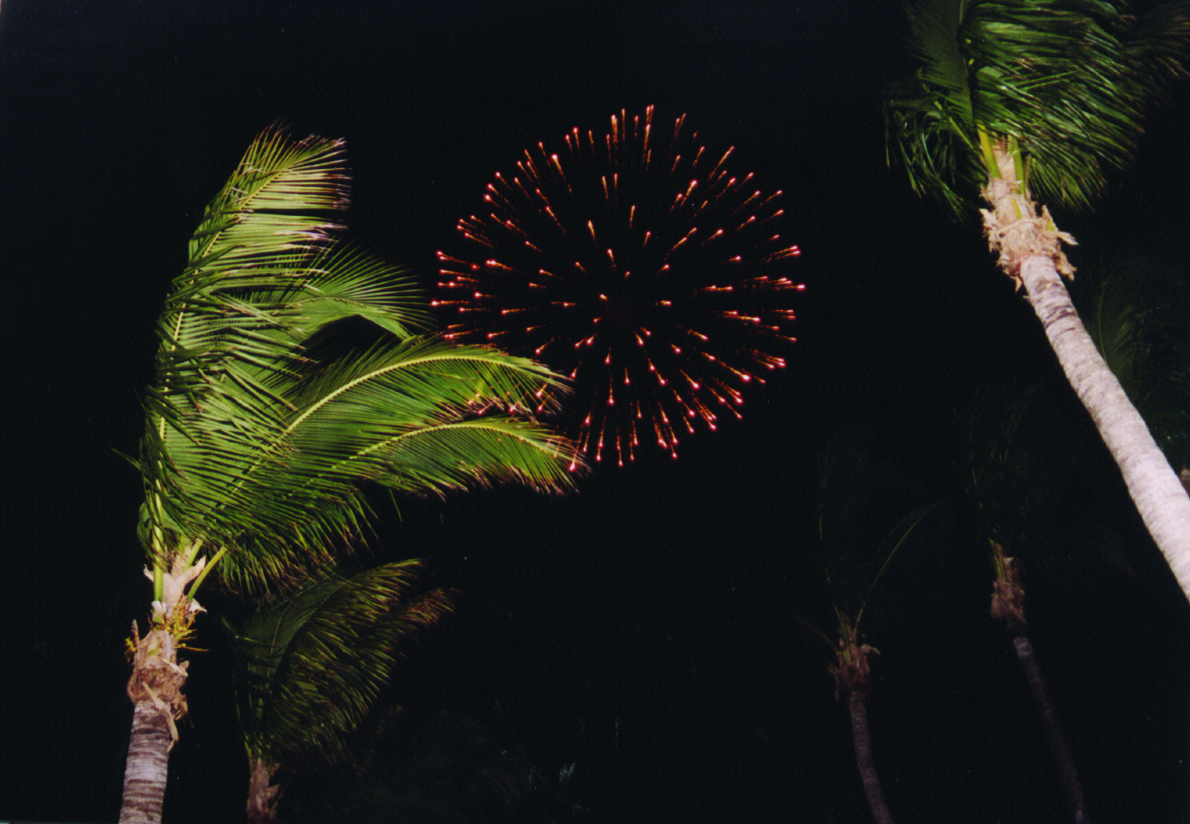 florida keys fireworks