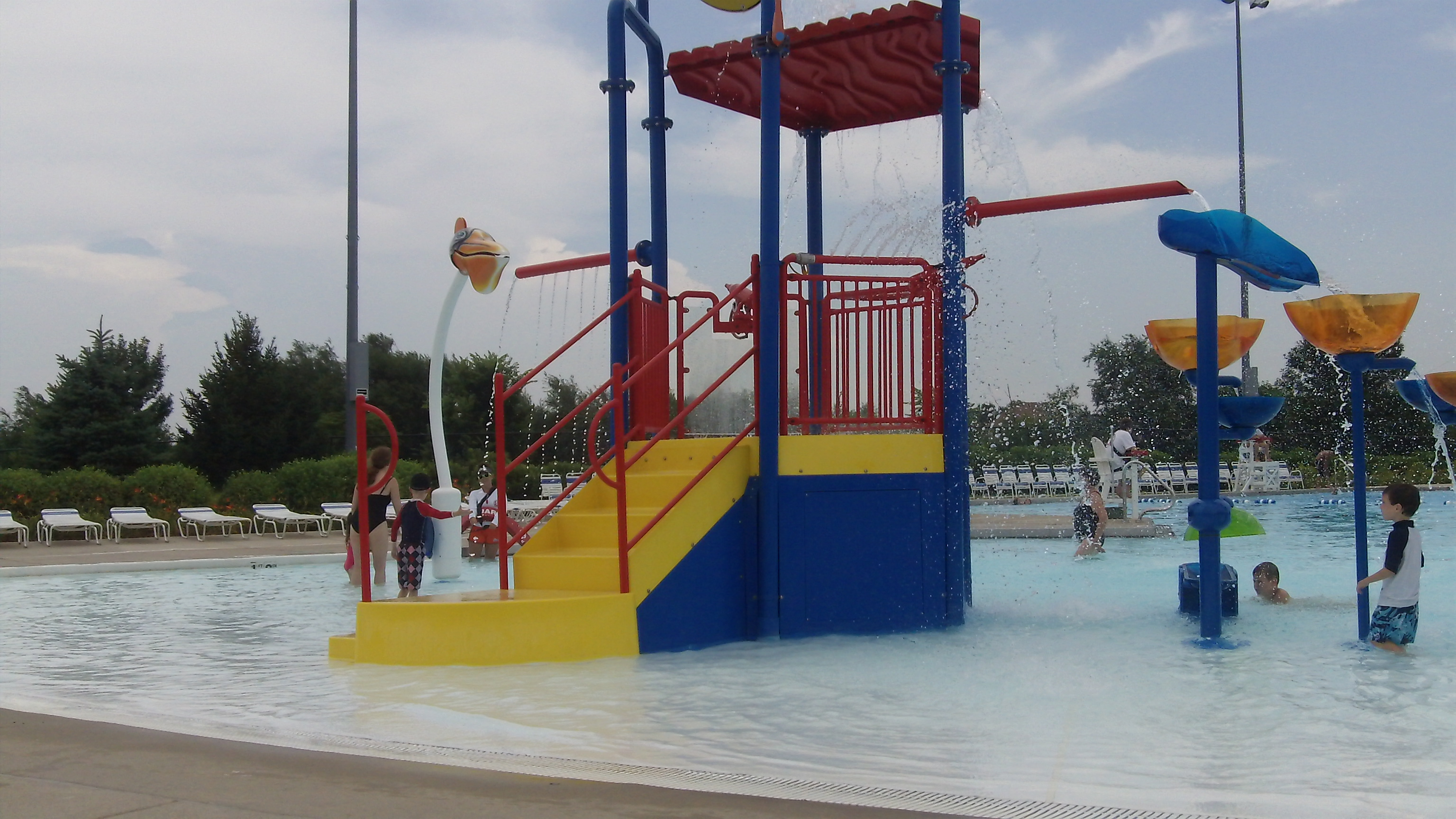 Family vacation in chicago southland - Regional park swimming pool midwest city ok ...