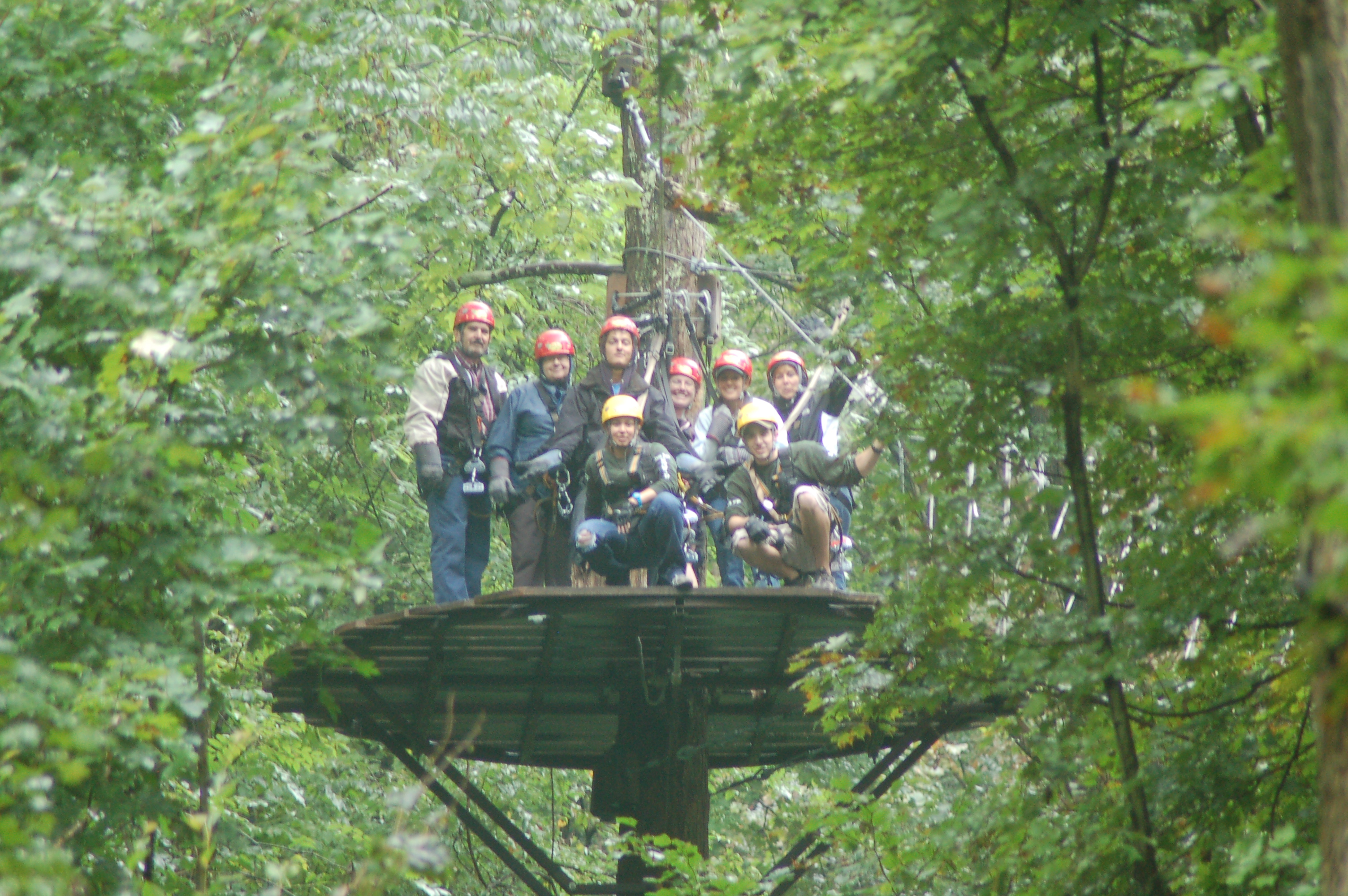 Tree Frog Canopy Tours - Glenmont, Ohio - WebReserv.com - your