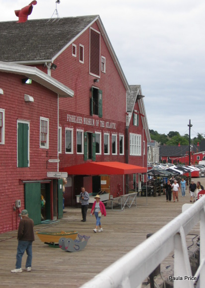 Paula Price-Fisherman's Museum - Photo Credit Paula Price