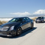 Cadillac CTS-V Black Diamond offered on all three body styles