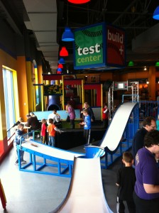 LEGOLAND Test Center