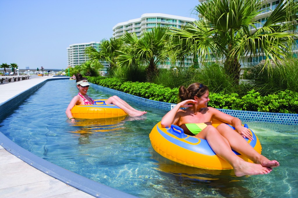 Lazy River (Photo Credit: Gulf Shores & Orange Beach Tourism)