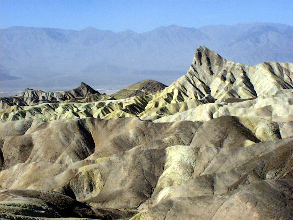 Manly Beacon from Zabriskie Point