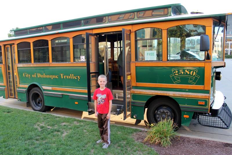 Dubuque Trolley