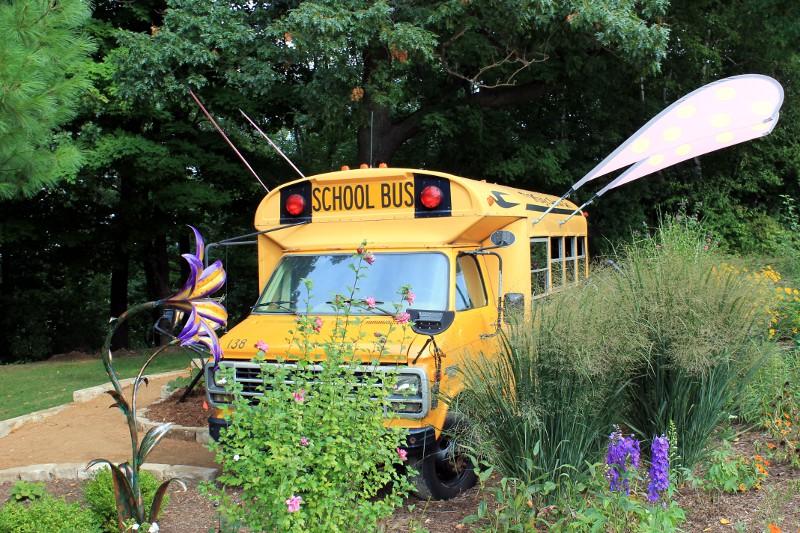 The Magic Schoolbus