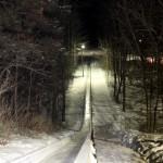 Iverson Park Night Toboggan