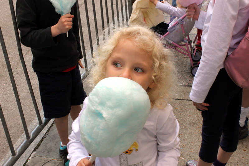 Leah Cotton Candy