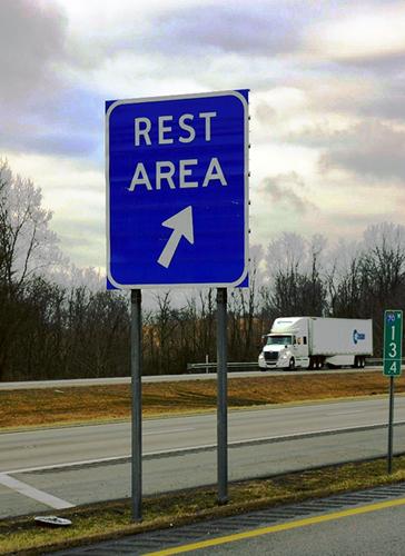 RestStopSign