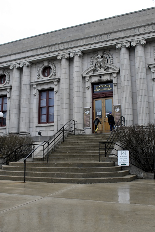 Natural History Museum Dinosaur Exhibit Closing