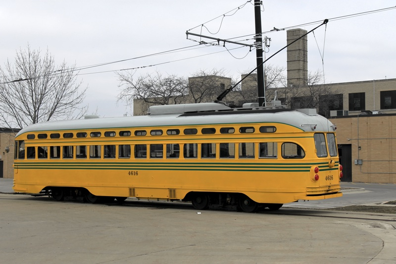 Kenosha Trolley 1