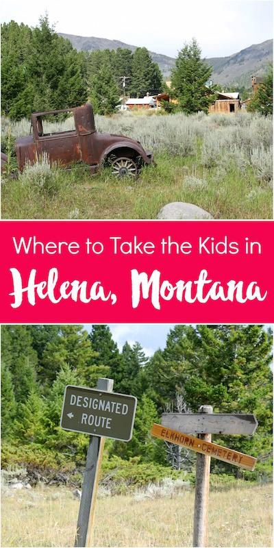 Helena Montana