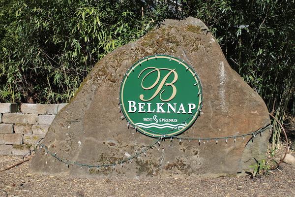 Belknap Sign