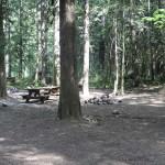 Upper Camp Site