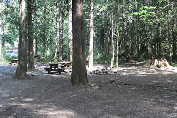 Upper Camp Site