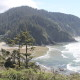 View from Heceta
