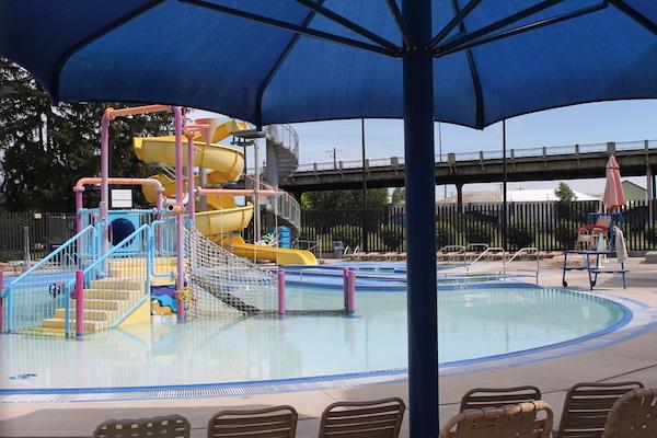 COOL Pool Swanson Park