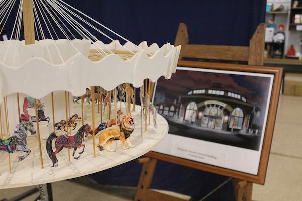 carousel model