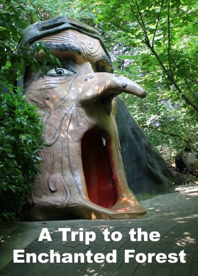 Salem Oregon Enchanted Forest Theme Park