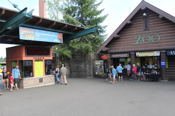 Portland S Oregon Zoo
