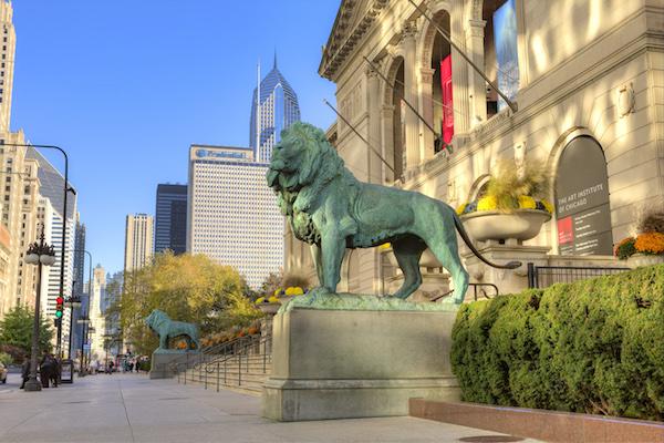 Art Institute of Chicago: Credit Adam Alexander Photography