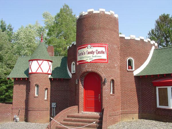 Santas-Candy-Castle