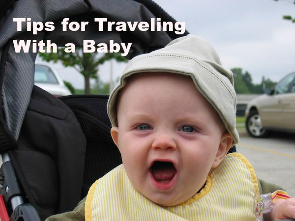 traveling baby